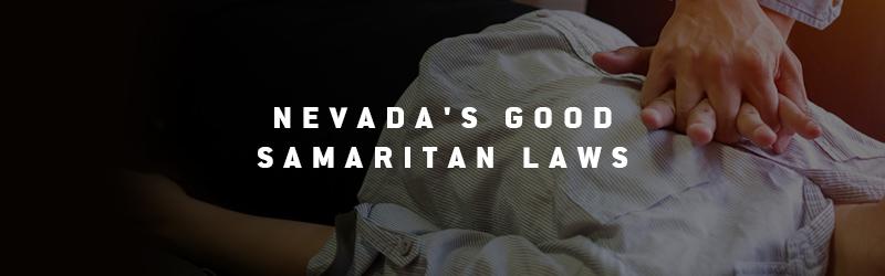 Nevada's Good Samaritan Laws